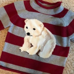 L.L. Bean Polar Bear Sweater